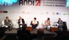 ANDI 21 AÑOS: Seminario en Brasilia discute Comunicación y Derechos Humanos