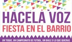 Concurso «Hacela Voz»