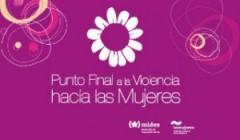 Comunicado INMUJERES: Punto final a la violencia hacia las mujeres
