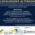 Localidades Alteradas en Maldonado