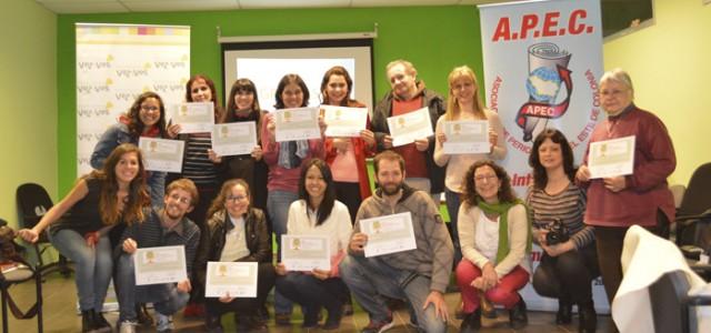 Taller para periodistas y comunicadores en Nueva Helvecia – Colonia