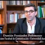 Monitoreo de los noticieros centrales de Argentina