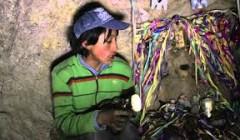 Trabajo infantil en mina de Bolivia