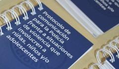 Finalizaron las capacitaciones a altos mandos de la Policía para una comunicación que promueva los derechos de la niñez y adolescencia