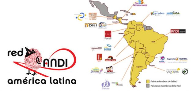 Red ANDI América Latina: Llamado a Consultor/a
