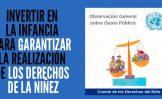Comprendiendo el presupuesto público para la realización de derechos de NNA