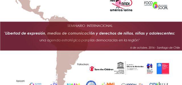 Seminario de Red ANDI en Santiago de Chile