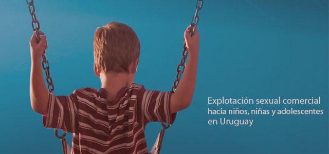 Investigación: Situación de la explotación sexual comercial hacia niños, niñas y adolescentes en Uruguay