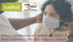 Informe Huellas: Violencia y COVID-19 en niños, niñas y adolescentes
